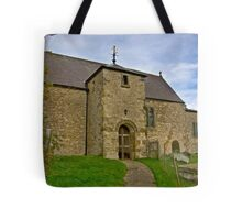 All Saints Church - Old Byland Tote Bag