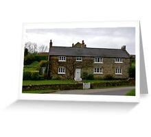 Cottage - Kilburn  Greeting Card