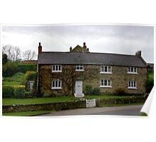 Cottage - Kilburn  Poster