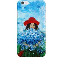 Being a Woman #3 iPhone Case/Skin