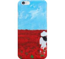 Being a Woman #4 iPhone Case/Skin