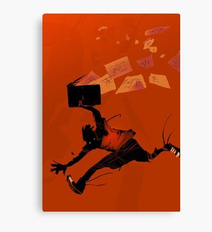 Fly ideas, fly! Canvas Print