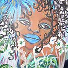 Twisted and Blue by Femmesoleil