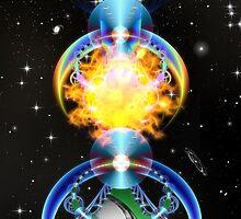 Space Time 214 by Karl Eschenbach