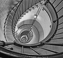 Spiral Descent by Michael Wolf