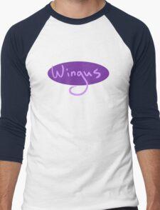 Wingus Men's Baseball ¾ T-Shirt