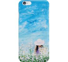 Being A Woman #1 iPhone Case/Skin