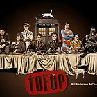 TOFOP- Last Supper by James Fosdike