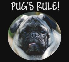 PUG'S RULE! by SKNickel