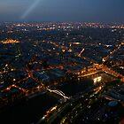 Paris at Night by maxrandall