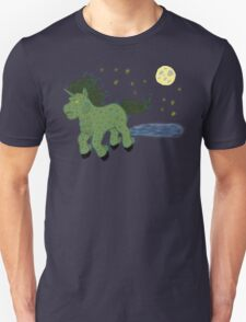 Horror Movie Unicorns: Lagoon Creature T-Shirt