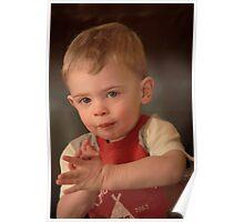 Alexander at 18 Months Poster