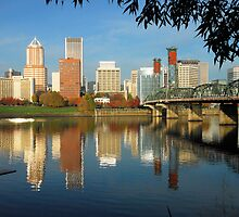Reflecting on Portland by worldtripper