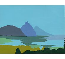 St. Lucia - W. Indies No. II Photographic Print