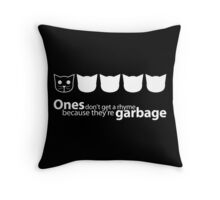 Meow Meow Beenz - Level 1 Throw Pillow