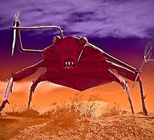 What's Bugging You by Paul Thompson