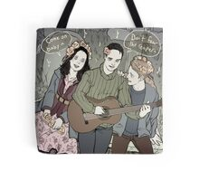 Don't Fear the Reaper Tote Bag