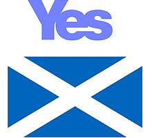 Yes to Scottish Independence  by PattyG4Life