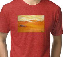 Gold rush Tri-blend T-Shirt