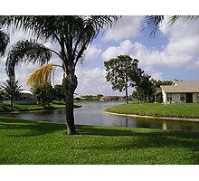 Florida Community Photographic Print