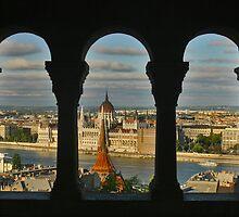 Budapest - Idyllic portrait. by demigod