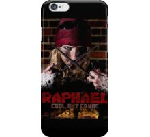 Raphael is Cool but Crude iPhone Case/Skin