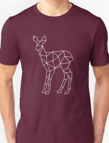 Geometric Doe Unisex T-Shirt