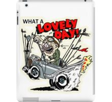What a Lovely Day! iPad Case/Skin