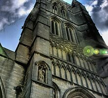 St Wulfram's Church Grantham by Jonathan Perry