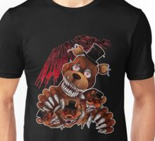 FIVE NIGHTS AT FREDDY'S 4- Nightmare Freddy Unisex T-Shirt