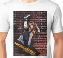 Mikey is a Party Dude Unisex T-Shirt