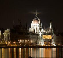 Budapest Parliament by kobak