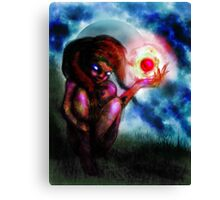 Witch Light Canvas Print