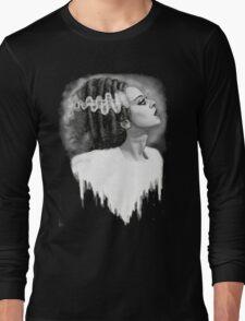 Bride of Frankenstein Long Sleeve T-Shirt
