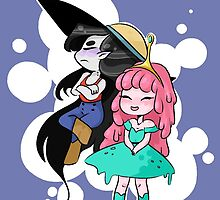 Marcy & Peebs by CactiForSale