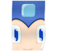 Megaman: Robotic Eyes Poster