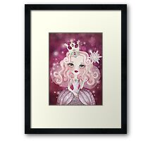 The Good Witch Framed Print
