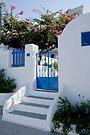 The Greek Door to Eden by imagic
