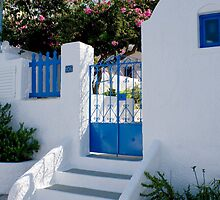 The Greek Door to Eden by imagic
