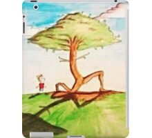 Out of earth  iPad Case/Skin