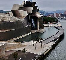 the Guggenheim by Stephen Burke