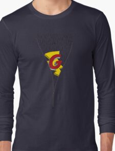 Secret Blues Long Sleeve T-Shirt