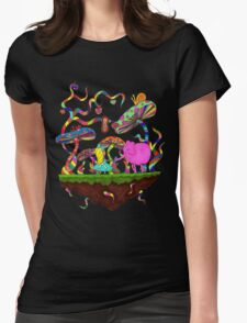 Alice and the Pink Elephant T-Shirt