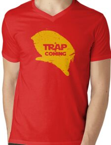 A Trap is Coming Mens V-Neck T-Shirt