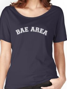 Bae Area Women's Relaxed Fit T-Shirt