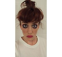 Self Portrait Photographic Print