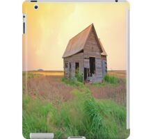 Sunset On The Land,......Oklahoma iPad Case/Skin
