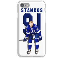 STEVEN STAMKOS - Tampa Bay Lightning iPhone Case/Skin
