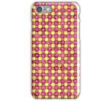 Indian Mirror Fabric iPhone Case/Skin