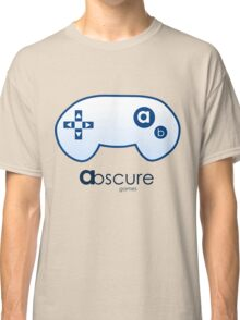Abscure Games Controller Classic T-Shirt